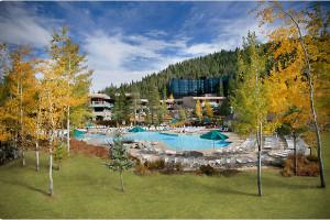 Pool at Resort at Squaw Creek