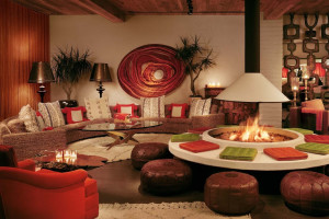 Lounge at Parker Palm Springs.