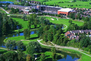 Aerial View of Nottawasaga Inn Resort
