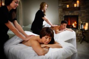 Spa treatments at Big Cedar Lodge.