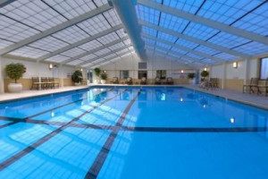 Indoor Pool at The Samoset Resort