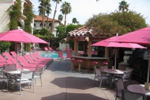 Pool area at Best Western Plus Las Brisas Hotel.