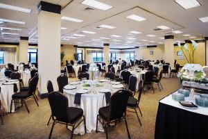 Conference dinner at Springmaid Beach Resort.