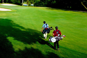 Golf course near iTrip - St. Pete Beach.