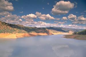 View of Lake Don Pedro.