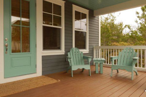 Rental exterior at Emerald Coast Vacation Rentals and Sales.