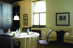 Meeting room at Groupe Germain.