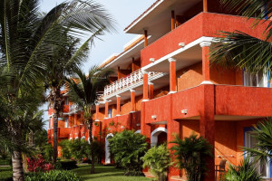 Exterior View of Barceló Maya Caribe