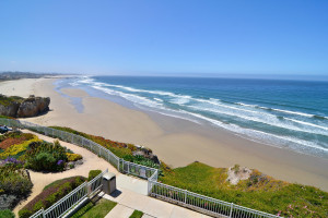 View of the Beach at Pismo Lighthouse Suites