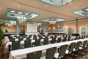 Meeting room at Ocean Reef Resort.