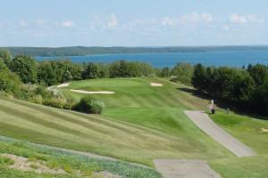 Golf Course at A-Ga-Ming Golf Resort.