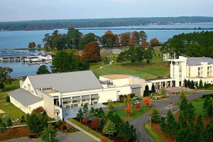 Resort View at Lake Blackshear Resort