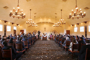 Wedding at Tubac Golf Resort.