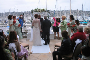 Weddings at Bay Club Hotel.