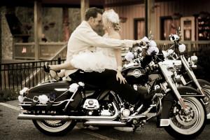 Wedding at Copperhead Lodge.