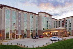 Exterior View of Towneplace Suites Springfield