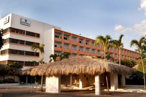 Exterior view of Hispaniola Hotel.