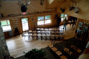 Weddings at Hungry Jack Lodge.