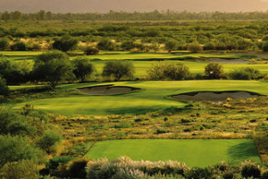 Gorgeous golf course the Talking Stick Resort Golf Club