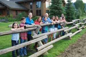 Family reunions at Vista Verde Ranch.