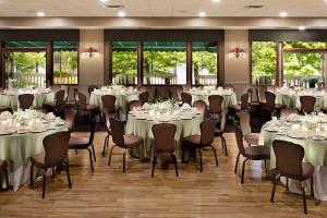 Meeting Room setup at Woodloch Resort