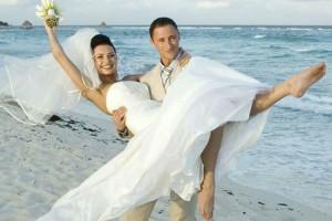 Wedding Couple at Hola Grand Faro Los Cabos