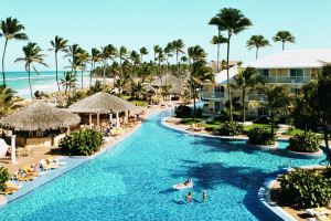 Outdoor Swimming Pool at Excellence Punta Cana
