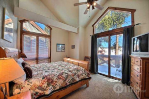 Rental bedroom at iTrip - Breckenridge.