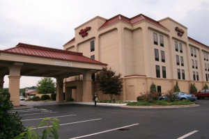 Welcome to the Hampton Inn at Wilkesboro