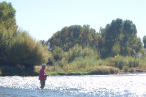 Fishing at Rainbow Valley Lodge