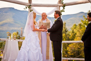 Weddings at Waterville Valley Resort.