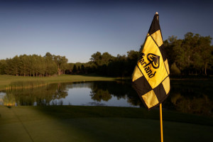 Golf course at Garland Lodge & Resort.
