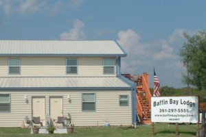 Welcome to Baffin Bay Lodge