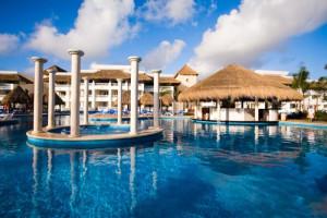 Exterior view of Grand Sunset Princess Resort.