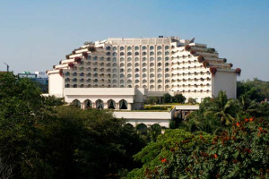 Exterior view of Krishna Oberoi.