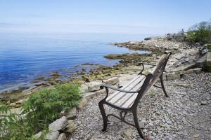 Coastal view at Atlantic Vacation Homes.