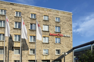 Exterior view of Inter City Hotel Stuttgart.