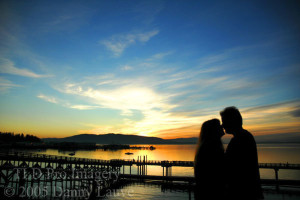 Romantic Sunsets at The Chrysalis Inn