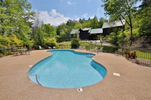 Rental pool at Eden Crest Vacation Rentals, Inc.