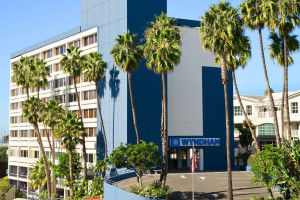 Exterior View of Wyndham Santa Monica at the Pier