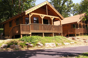 Mill Creek Resort on Table Rock Lake Log Cabins