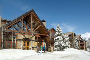 Vacation rental exterior at SkyRun Vacation Rentals - Telluride, Colorado.