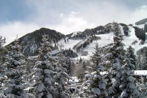 Mountains at St. Moritz Lodge & Condominiums.