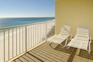 Balcony at Bender Realty, Inc.