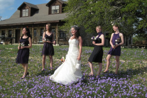 Wedding at Silver Spur Ranch.