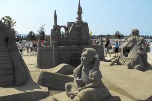 Sandcastles at Sunrise Ridge Waterfront Resort.
