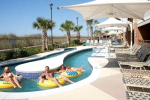 Lazy River at Mar Vista Resort Grande.