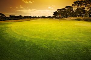 Pine Ridge Golf Club at Campfire Bay Resort.