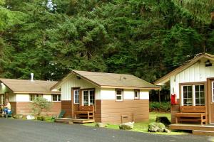 Cabins at Three Rivers Resort.