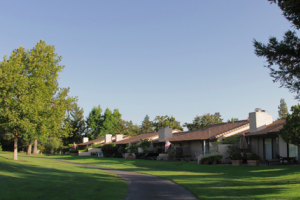 Exterior view of Nappa Valley Resort at Silverado.